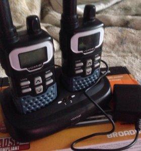 Радиостанция Voxtel портативная MR850 Twin,
