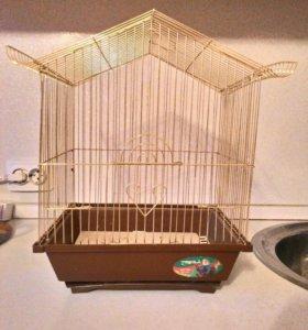 Клетка для птиц/попугаев