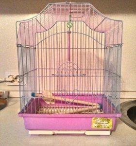Клетка для Птиц/Попугая