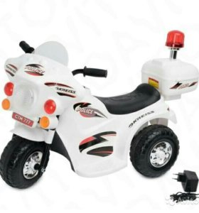 Полицейский мотоцикл Kreiss