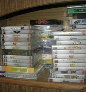 Более 100 игр на GBA