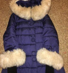 Куртка снегурочка