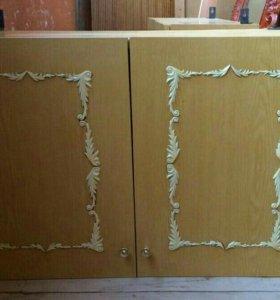 Кухонный шкаф 2шт