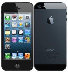 iPhone 5Black