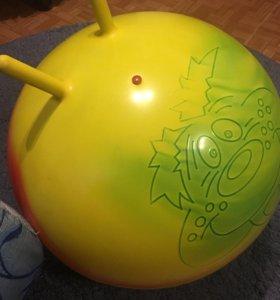 Мяч для фитнеса детский
