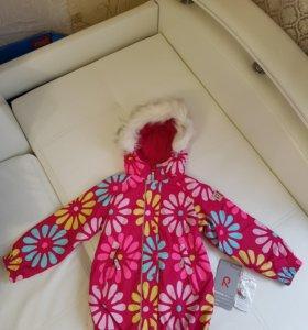 Куртка зимняя Reima р.104+6