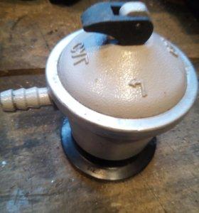 Редуктор для газового баллона (клапанный)