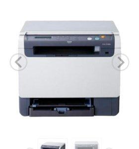 Принтер копир сканер Samsung clx 2160