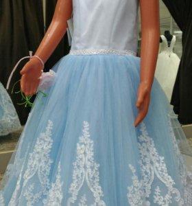 Новое детское платье в прокат