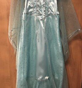 Новогоднее платье-костюм(фея)
