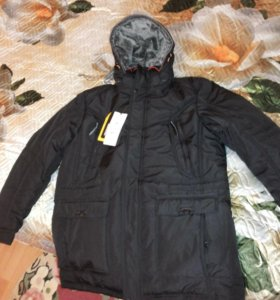 Куртка муж. зимняя
