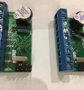 Z-5 Контроллер доступа в жилые и произв. помещения