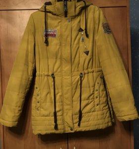 Куртка-димисезон