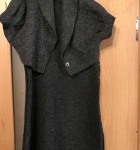Платье новое. Intimissimi с жакетом