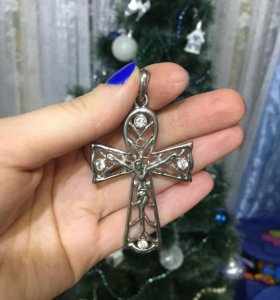 Крест подвес
