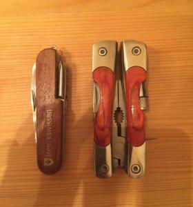 Складные ножи ( типа швейцарских )