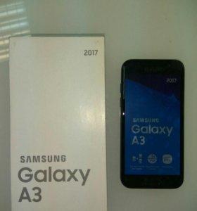 Продам Samsung SM-320f Black 16gb