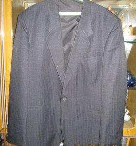 пиджак мужской б/у в хорошем состоянии