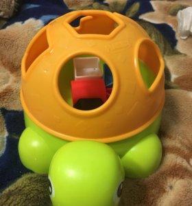 Развивающая игрушка сортер!