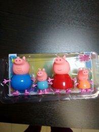 семейство свинки Пеппы