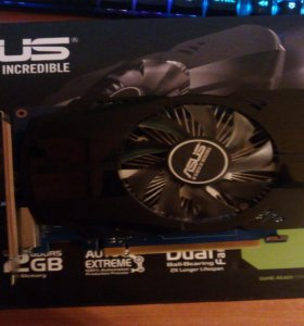 Nvidia ASUS GEFORCE GT 1030
