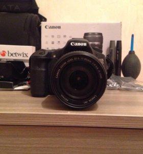 Фотоаппарат зеркальный Canon EOS 60d