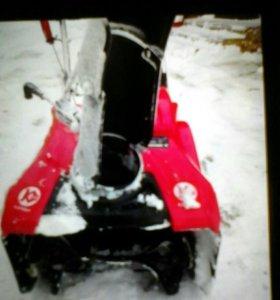 Снегоуборщик калибр снуб 2.2