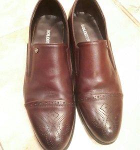 Мужские туфли на свадьбу р.42.