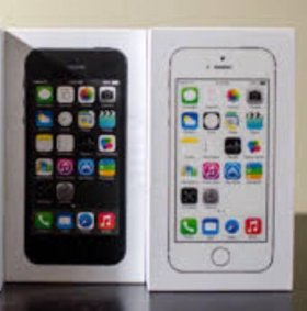 5s32Apple Silver Golde A1457