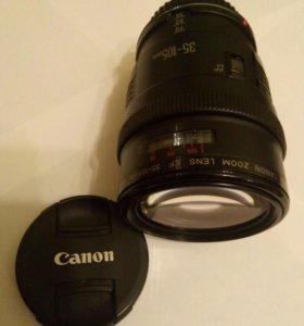 Canon 35-105mm, пр-ва Япония