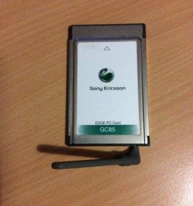 Модем Sony Ericsson GC85:EDGE/GPRS