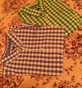 Рубашки на мальчика-подростка