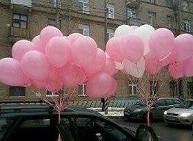 Воздушные шары с гелием в Коломне