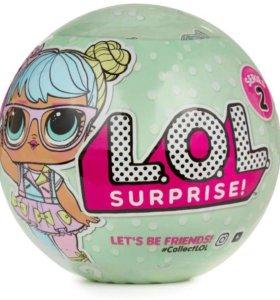Куколки LOL ЛОЛ 2 серия