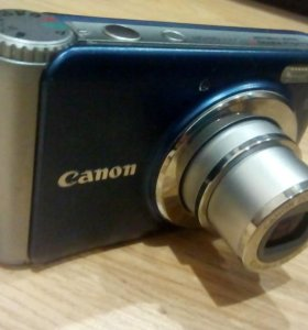 Фотоаппарат Canon PowerShot A3100 IS