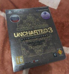 Uncharted 3 Иллюзия Дрейка (Специальное издание)