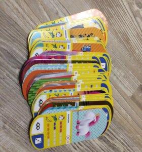 Игральные карточки(миньоны)