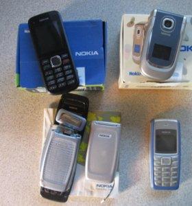 Nokia  C1-02 2760 2560 на запчасти