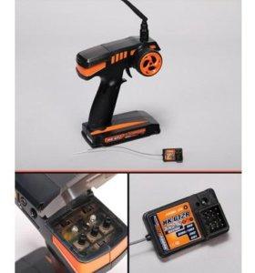 Приемник/передатчик Hobby King GT-2 2.4Ghz.