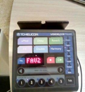 Вокальный процессор TC-Helicon Voicelive touch