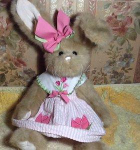 Заяц/кролик в платье (съёмное)