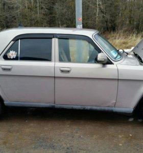 ГАЗ 31105 крайслер