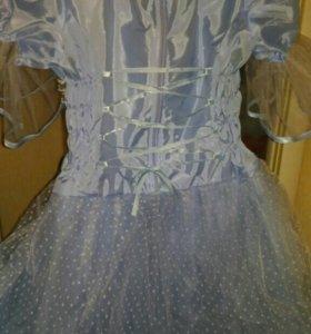 Платье нарядное. Для девочки.