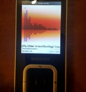 MP3 плеер SAMSUNG YP-Q3