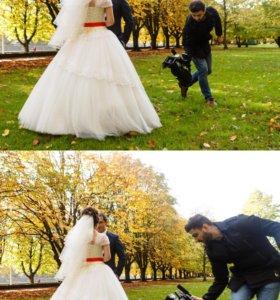 Свадьба, видеограф, фотограф