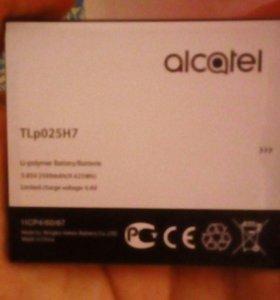 Батарея на Алкатель