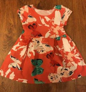 Платье для девочки 104