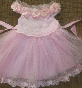 Платье праздничное р.104
