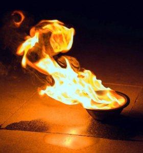 Огненное шоу «ETHEREAL»