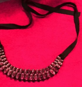 Колье  Ожерелье  безразмерное